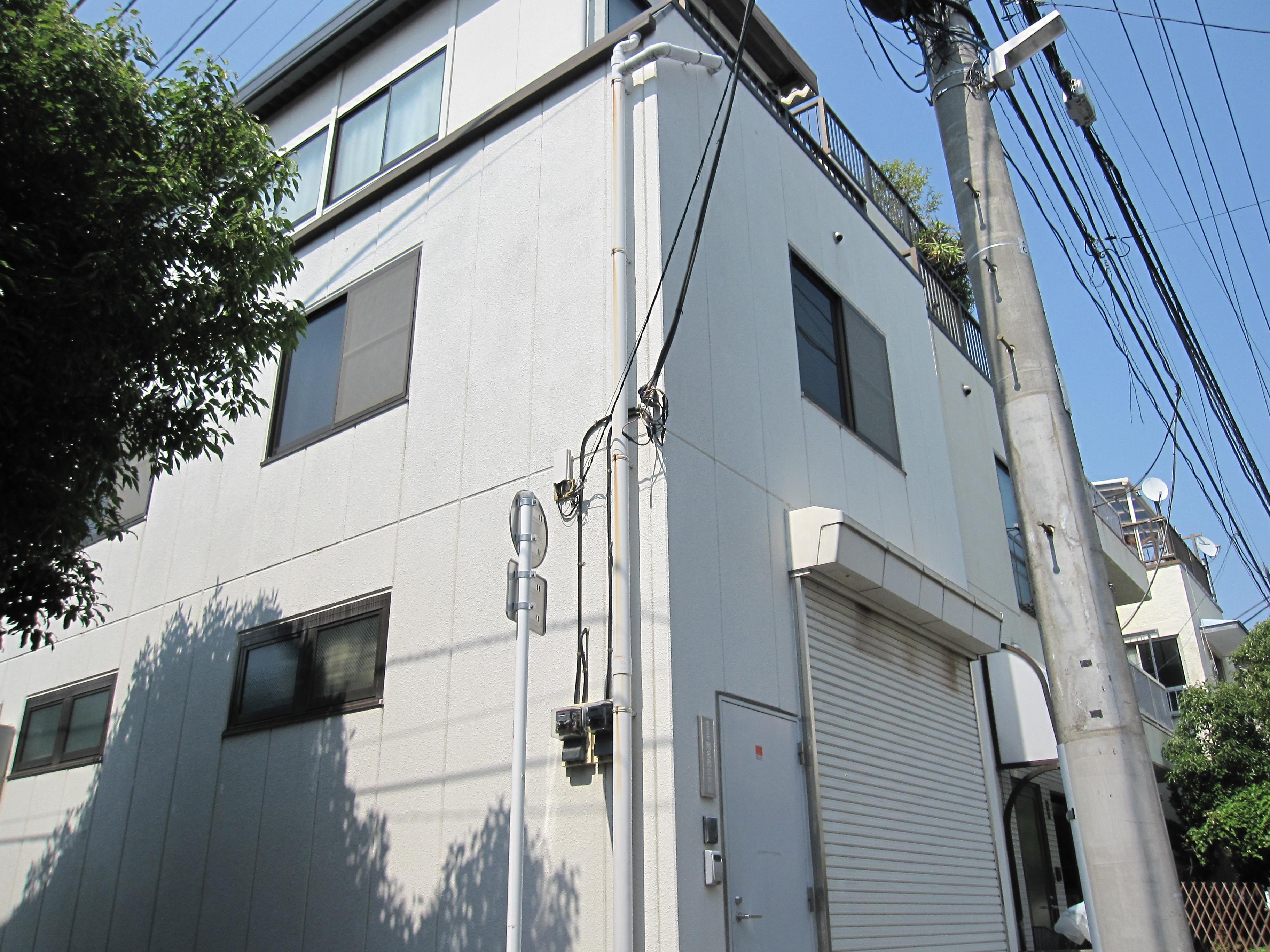 東京都足立区 A社様 外壁ALC塗装