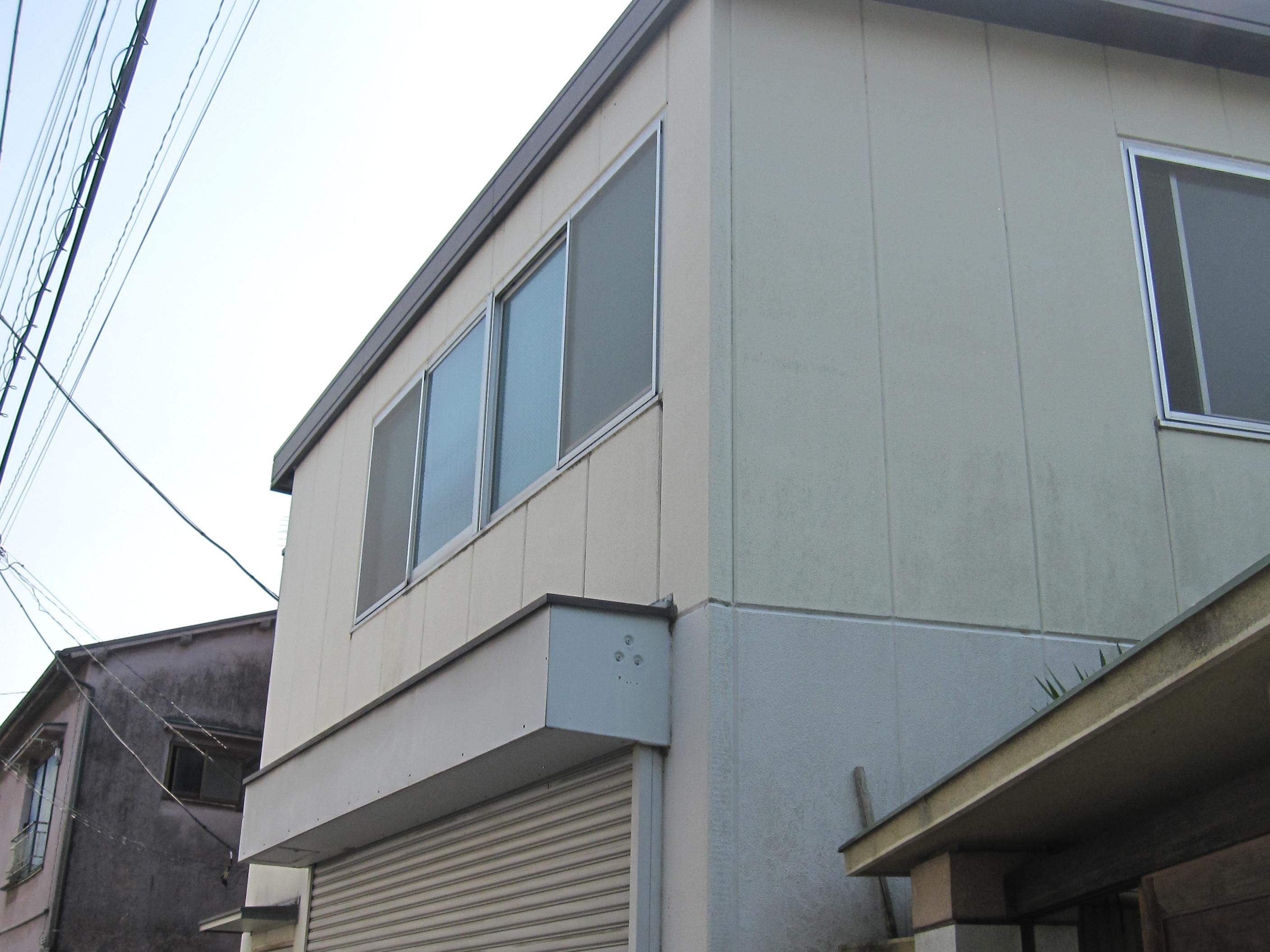 東京都足立区 M社様 外壁ALC塗装