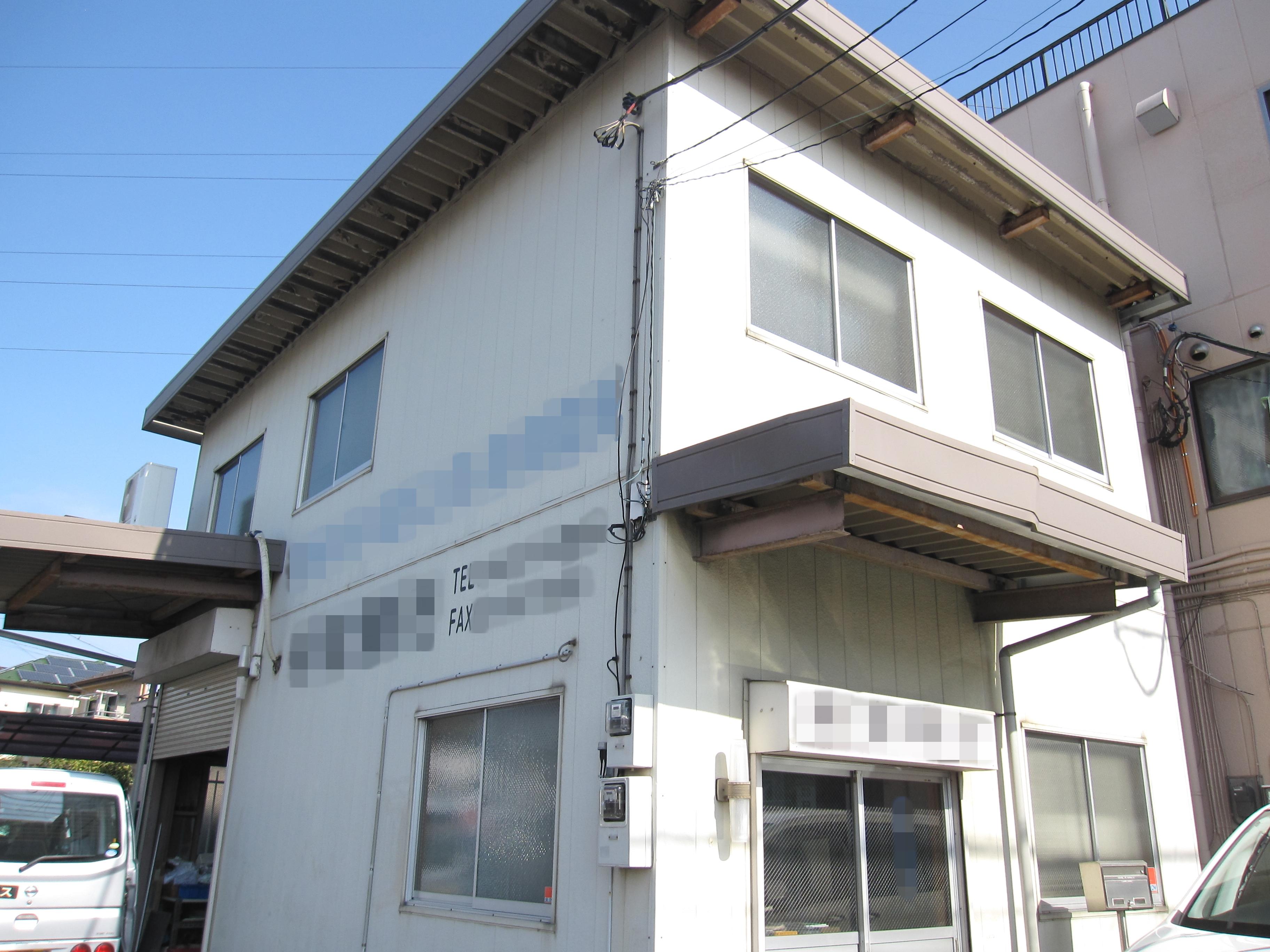 東京都足立区 T社様 外壁塗装