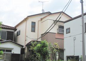 東京都足立区 H様邸 ALC塗装工事