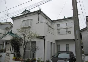 千葉県柏市 S様邸 モルタル塗装