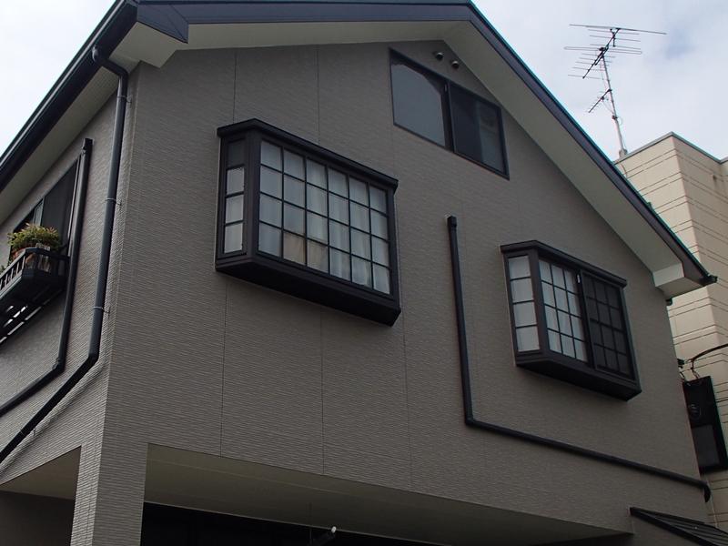 東京都足立区 N様邸 サイディング塗装
