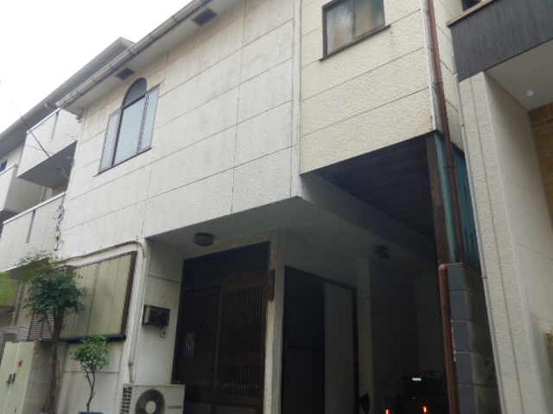 東京都足立区 O様邸 外壁モルタル塗装工事